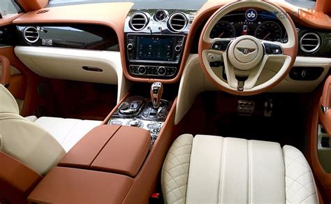 bentayga bentley interior bentley bentayga launched in india prices starts at rs 3