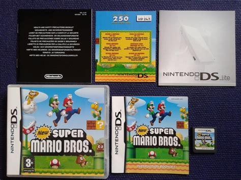 Nintendo Ds Game New Super Mario Bros Catawiki