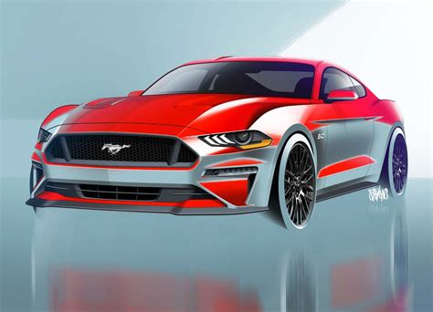 2020 Ford Mustang Gt by 2020 Ford Mustang Gt Release Date And Prices 2019 Auto Suv