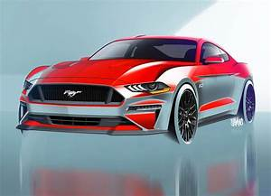 2020 Ford Mustang GT Concept Release - Automotive Car News