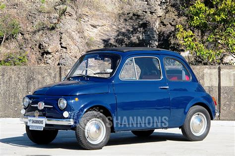 Fiat Bambino by Sold Fiat 500f Bambino Coupe Auctions Lot 11 Shannons
