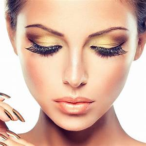 Maquillage De Mariage : maquillage de mariage pensez explorer le visage ~ Melissatoandfro.com Idées de Décoration