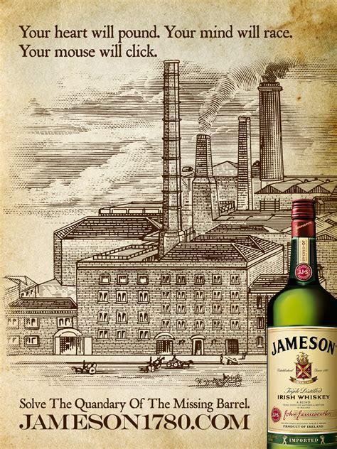 the bureau production company 1780 distillery ads of the