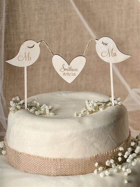 25 best ideas about rustic cake toppers on pinterest