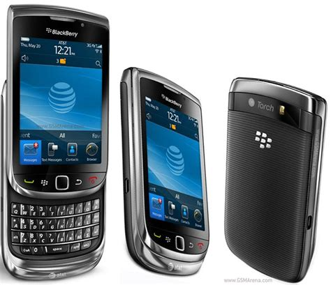 blackberry torch  pictures official