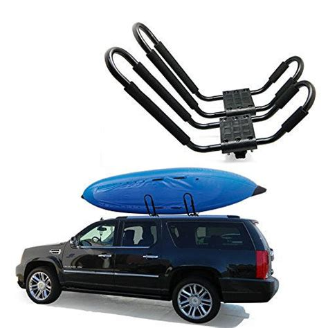 Boat Car Top Carrier by Roof Top Kayak Carrier Rack Canoe Boat Surf Ski Roof Top