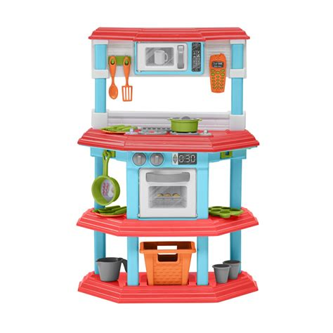 cuisine toys r us kitchen playset pretend play set cooking food