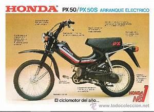 Honda Px 50 : catalogo honda px 50 y px 50s comprar cat logos publicidad y libros de m canica en ~ Melissatoandfro.com Idées de Décoration