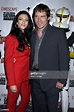 Claudia Black and Ben Browder during The 29th Annual ...