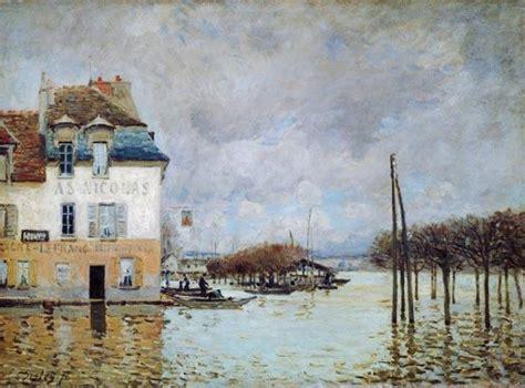 alfred sisley alle kunstdrukken schilderijen kunstkopie nl