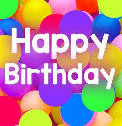 Birthday Colorful Happy Wishes Cards Rainbow Bright