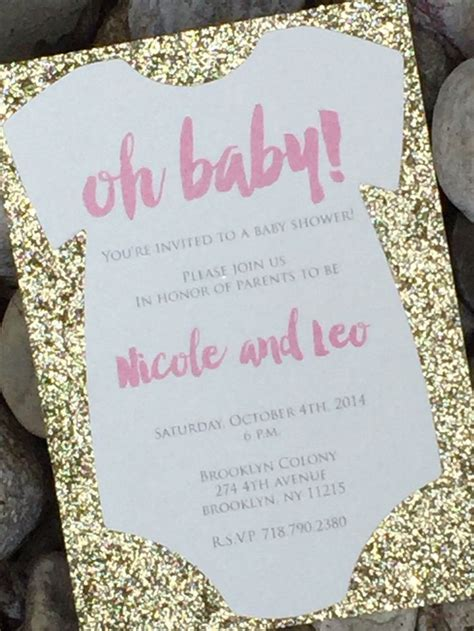 Baby Shower Invite Ideas - 1000 ideas about baby shower invitations on