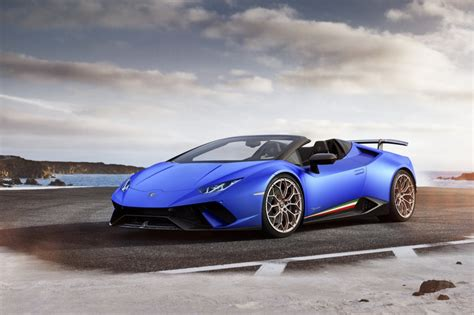 Lamborghini Huracán Performante Spyder Mag Los In Genève