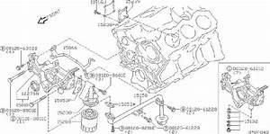 Nissan Pathfinder Engine Oil Pump Pickup Tube Gasket