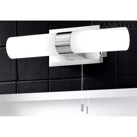 Bathroom Mirror Light Shaver Socket by Franklite 2 Light Mirror Switched Bathroom Light With