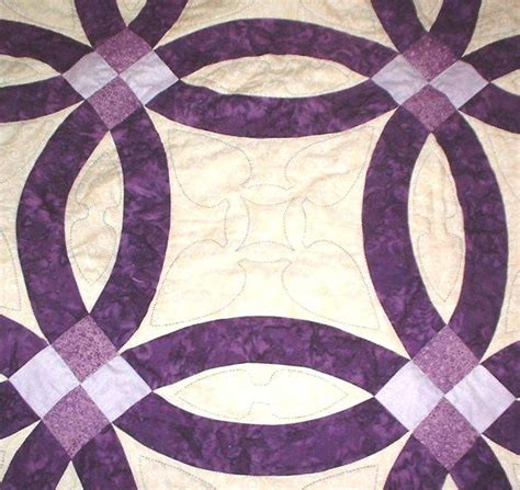 wedding ring quilt pattern wedding ring quilts patterns co nnect me