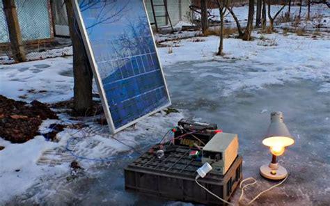 Солнечные электростанции для дома своими руками отзывы