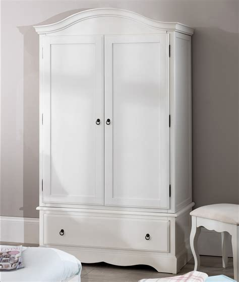 White Hanging Wardrobe by Wardrobe Stunning White Wardrobe With