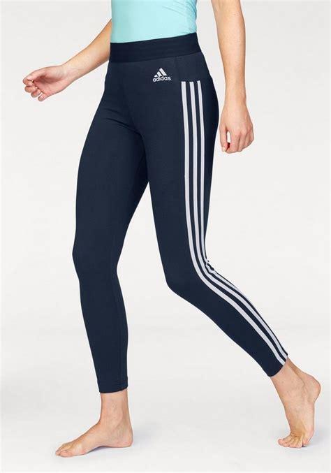 adidas performance leggings essentials  stripes tight
