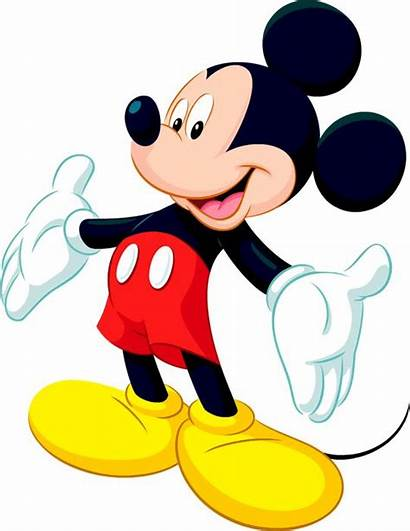 Clipart Mickey Disney Clip Mouse Vacation