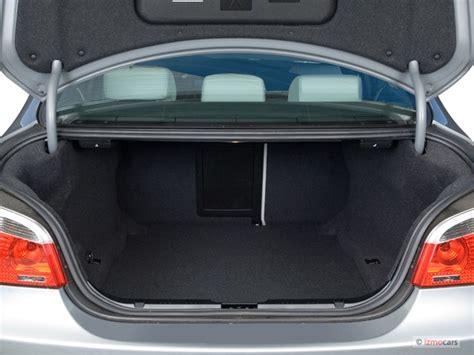 image  bmw  series  door sedan  trunk size