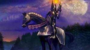 Knight on a Horse - Fantasy Wallpaper (38718723) - Fanpop