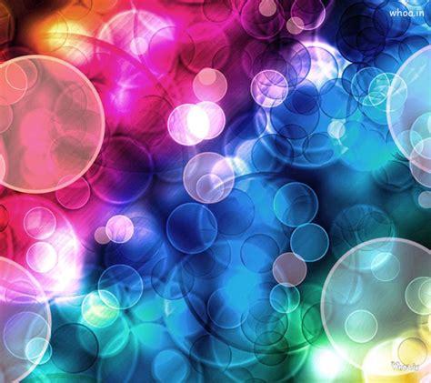 multicolor bubbles art abstract hd wallpaper