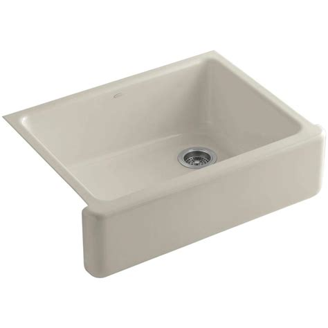 kohler whitehaven sink home depot kohler whitehaven undermount farmhouse apron front cast