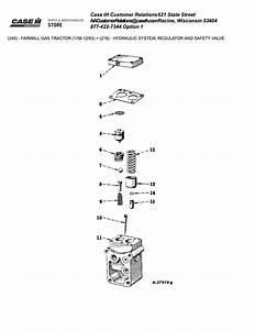 584 International Tractor Diagrams