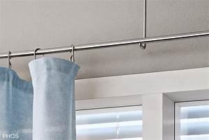 Gardinenstange Extra Lang : duschvorhang an der decke befestigen duschvorhang behindertengerecht ausf hrung badewanne ~ Sanjose-hotels-ca.com Haus und Dekorationen