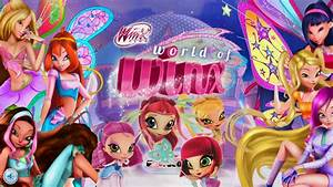 Winx Club World Of Winx Game For Girls Youtube