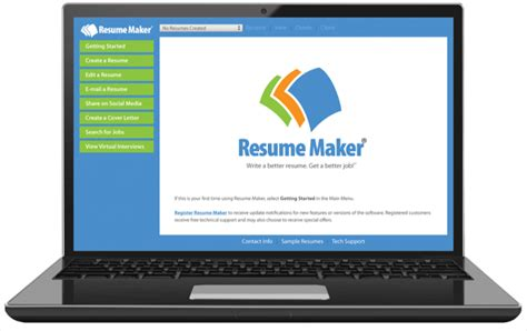 Resume Writing Tool by 5 Best Resume Writing Software For An Eye Catching Cv