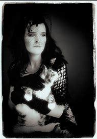Vintage Black and White Portrait Photography