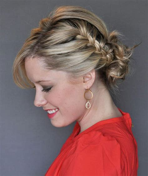 beautiful french twist updo hairstyles