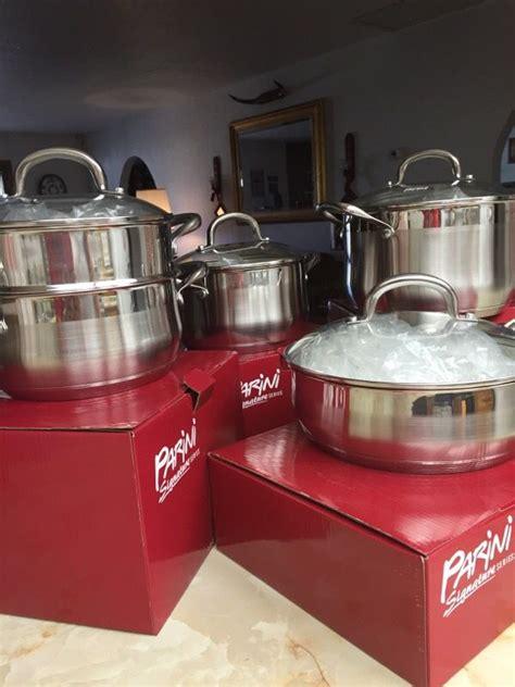 piece parini signature series cookware  sale  glendale az offerup