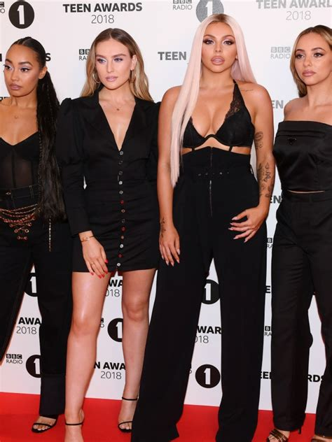 cardi b woman like me little mix little mix divide fans as they hit out at cardi b in feud