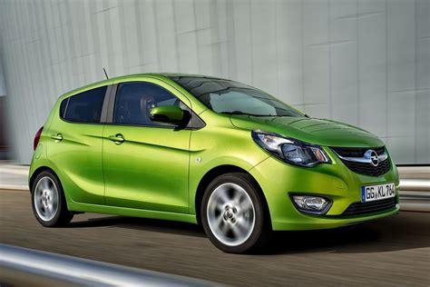Opel Nl by Opel Karl Eerste Rijtest Autoweek Nl