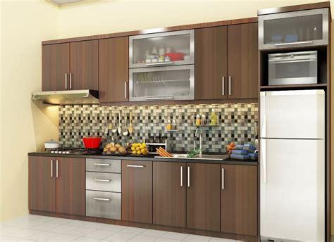 inilah ukuran standar kitchen set   permudah