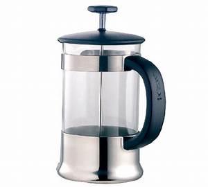 Machine À Café À Piston : cafeti re pression french press bialetti 1 litre ~ Melissatoandfro.com Idées de Décoration