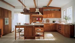 Moderne Küchen Aus Massivholz : landhausk chen holz ~ Sanjose-hotels-ca.com Haus und Dekorationen