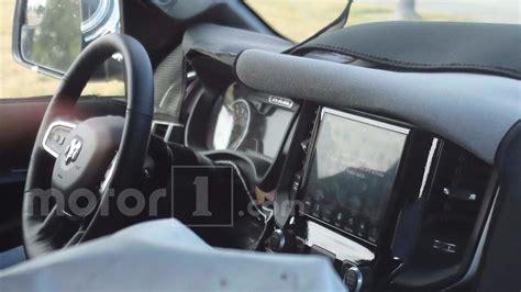ram  spied  interior  lights exposed