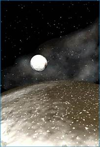 Pluto Moons - Pics about space