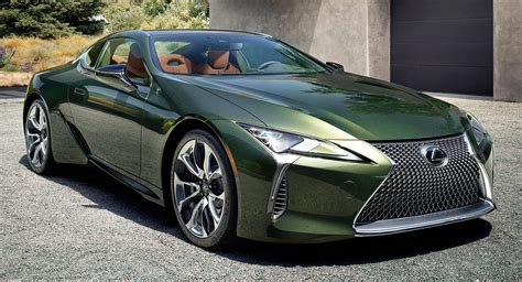 2020 Lexus LC 500 Goes