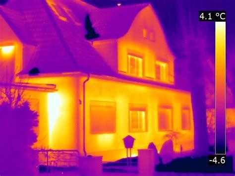 Energetische Sanierung Schwachstellen Mit Der Waermebildkamera Erkennen by W 228 Rmebildkameras Mitteldeutsche Vermessungstechnik