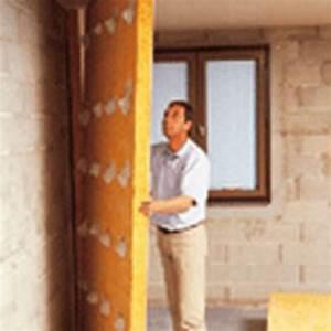 Doublage De Murs Intérieurs : doublage isolant thermo acoustique parement pl tre isover ~ Premium-room.com Idées de Décoration