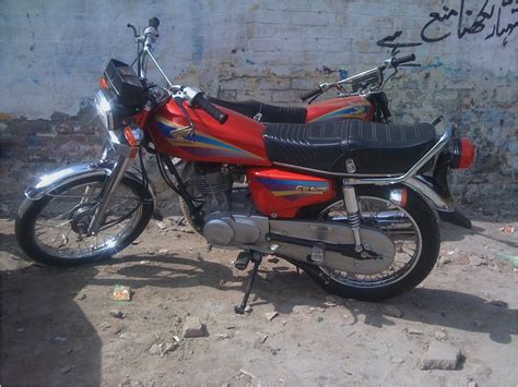 Honda 125 Price In Pakistan  Motorcycles Catalog With