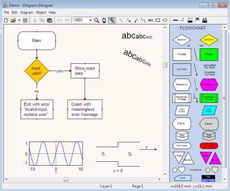 diagram designer    freewarefilescom
