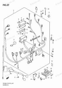 Suzuki Outboard Parts By Model Df 70a Oem Parts Diagram For Harness