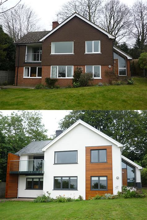 Sixtiesseventies Exterior Makeover Ideas  Pretty Clean