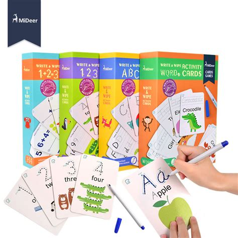 pcsset english classroom rules kindergarten  posters paintings kids montessori cards early